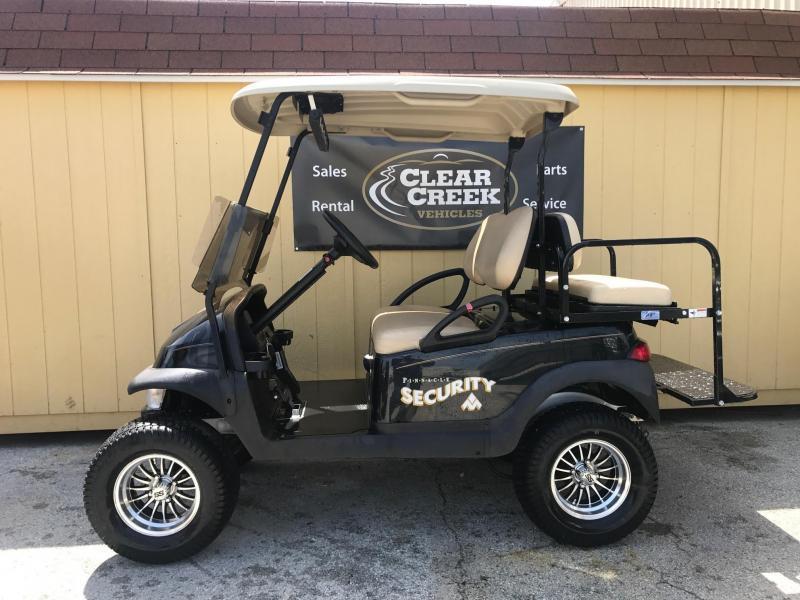 2013 Club Car Precedent Golf Cart Lifted