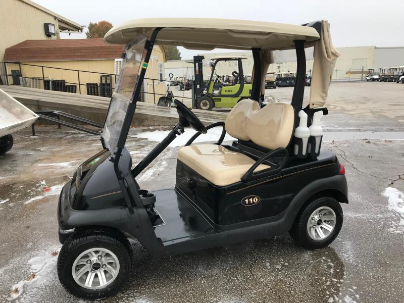 2014 Club Car Precedent I2L Golf Cart Electric