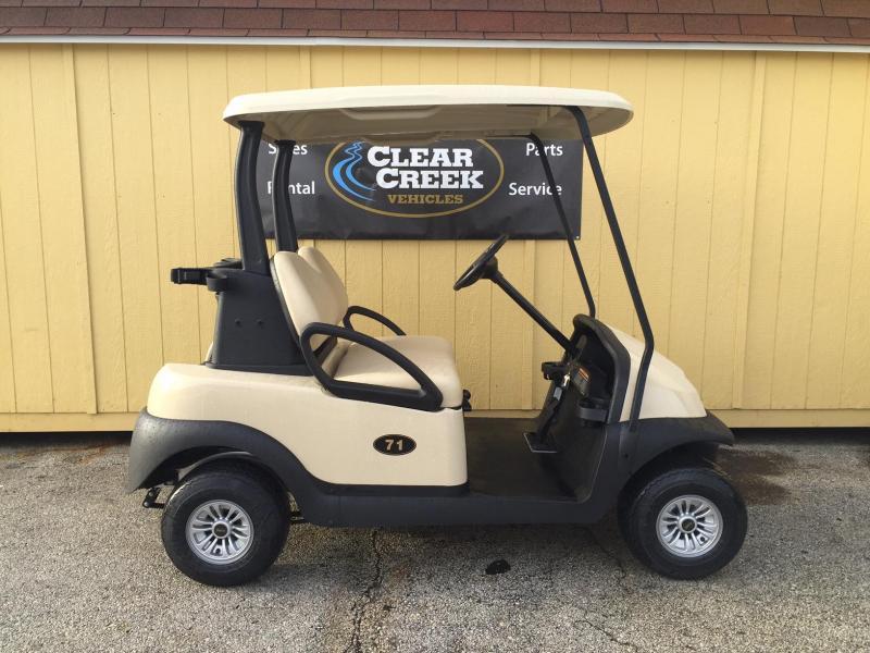 2010 Club Car Precedent Gas Golf Cart
