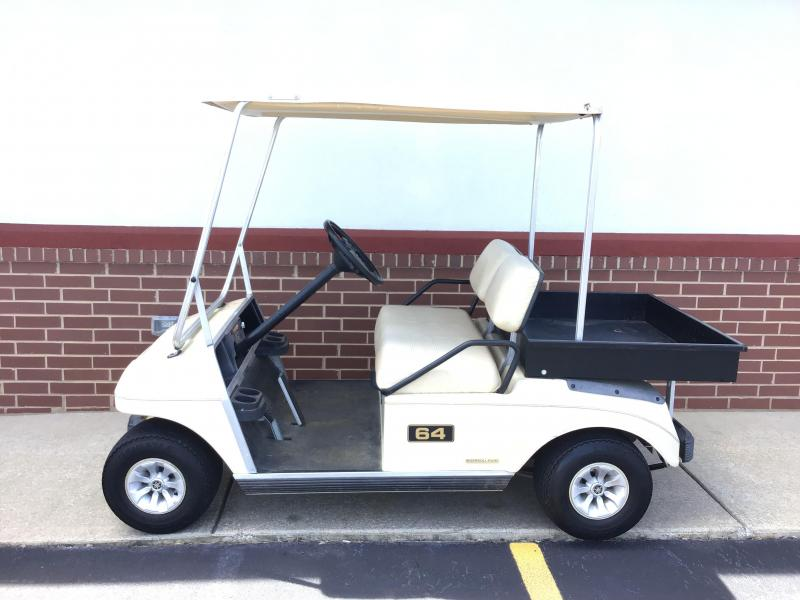 1998 Club Car DS Golf Cart w/ utility bed