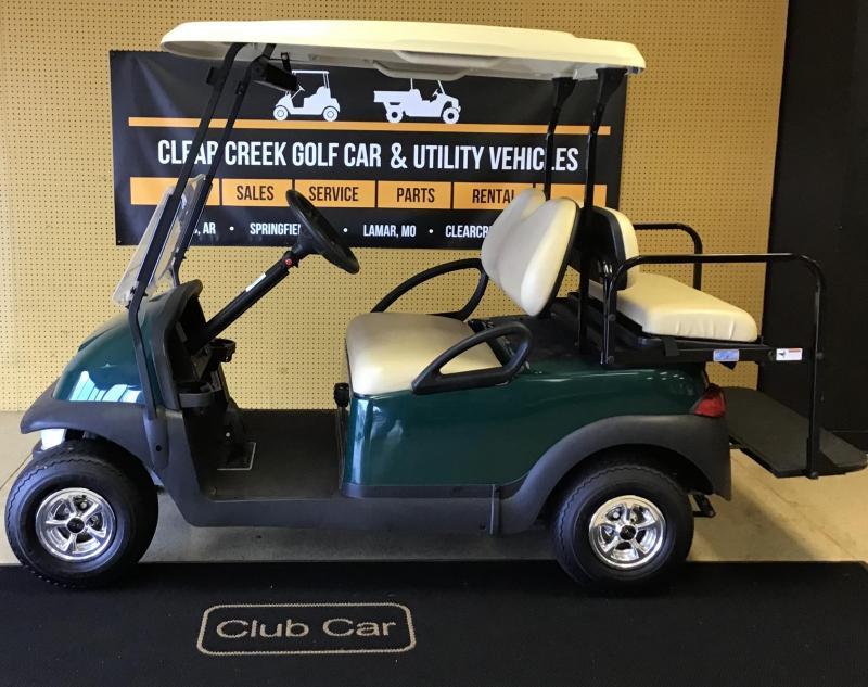2014 Club Car Precedent Golf Car (Electric)