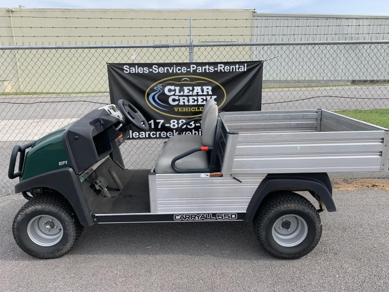 2014 Club Car Carryall 550 Golf Cart