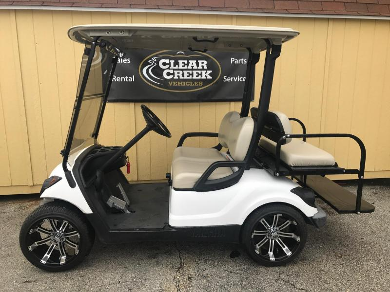 2010 Yamaha G29 Gas Golf Cart