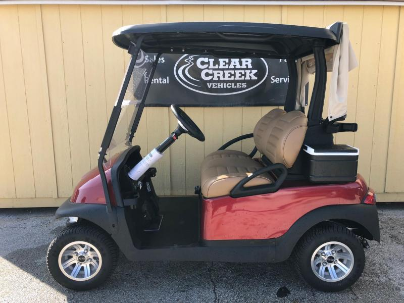 2018 Club Car Precedent Gas Golf Cart