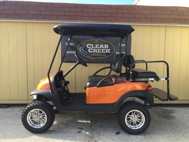 2012 Club Car Precedent Gas