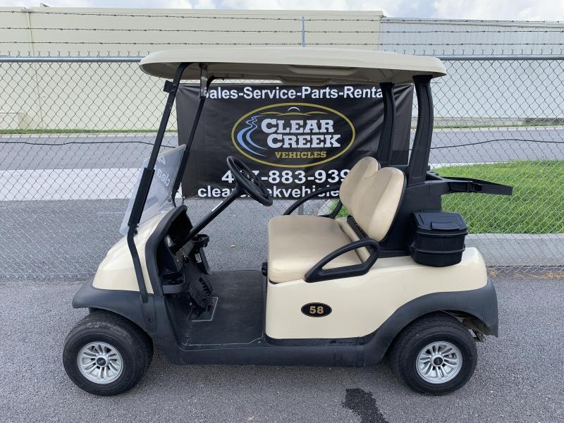 2015 Club Car Precedent Electric Golf Cart