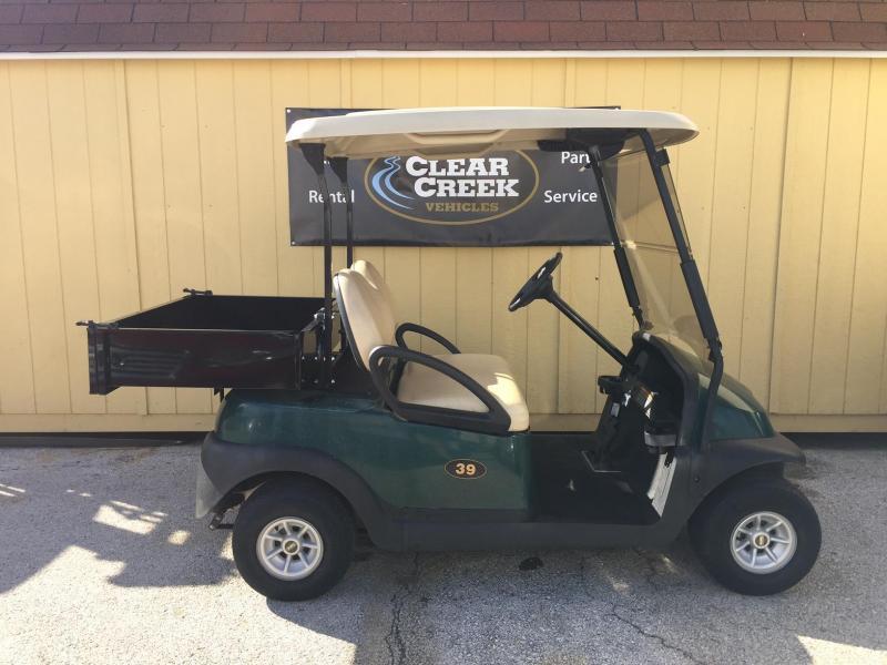 2013 Club Car Precedent Golf Cart With Box