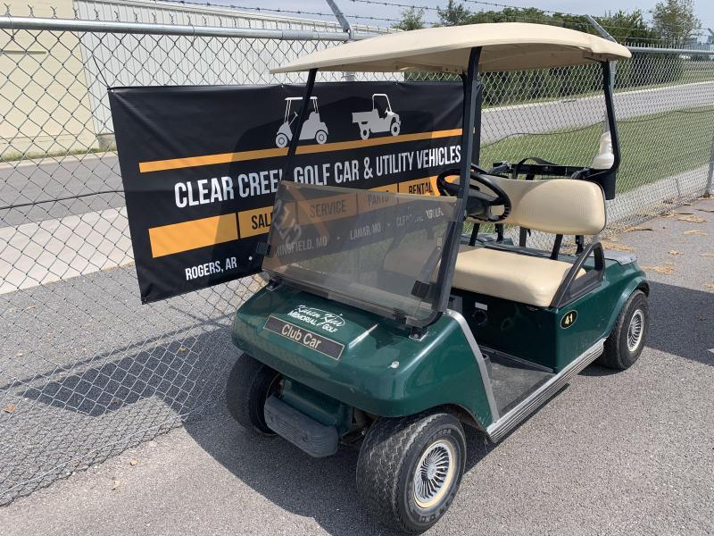 2003 Club Car DS Electric Golf Cart