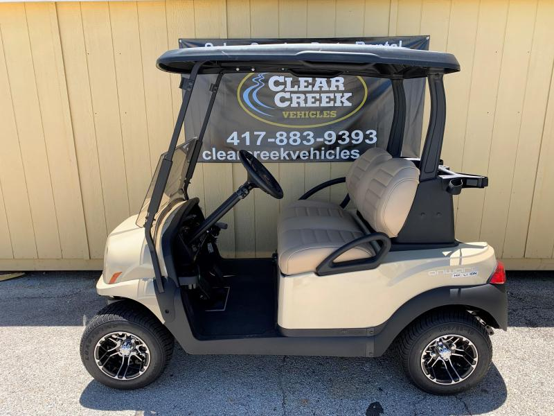 2019 Club Car Onward Lithium Ion Golf Cart