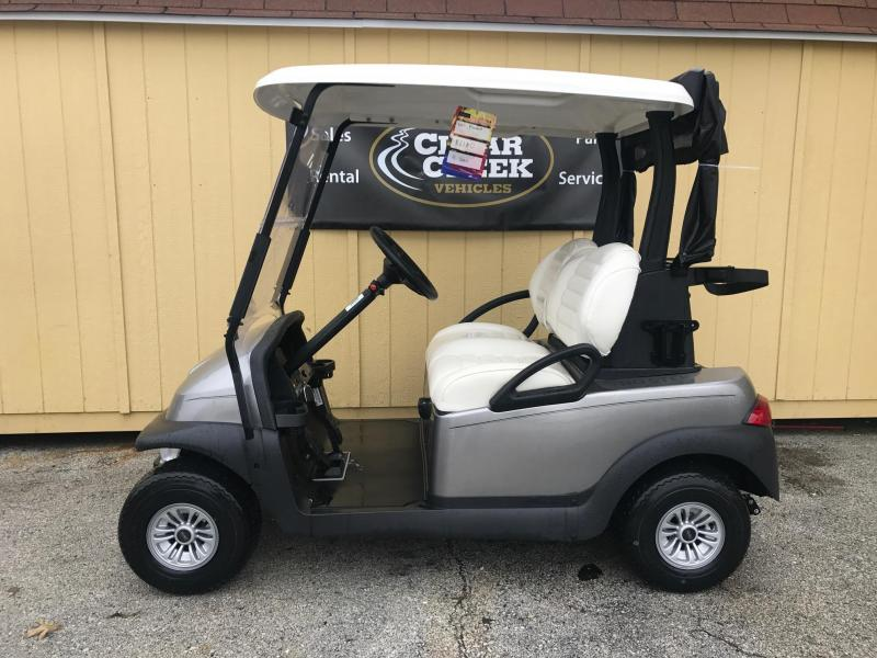 2016 Club Car Precedent i2 (Electric) Golf Cart