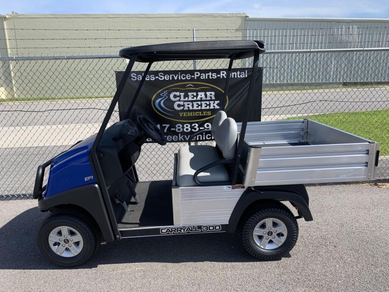 2019 Club Car Carryall 300 Golf Cart