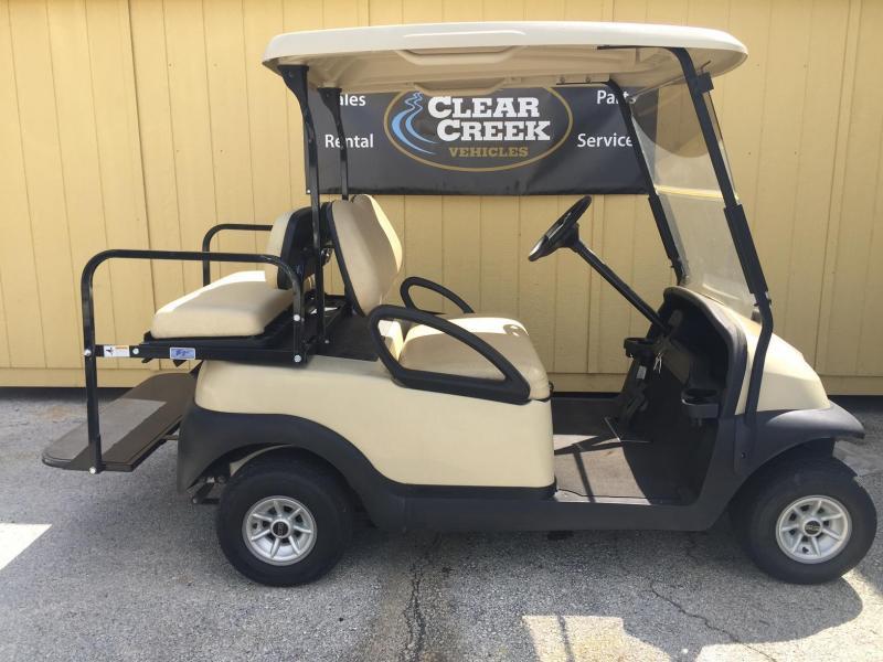 2012 Club Car Precedent 4 Passenger Golf Car