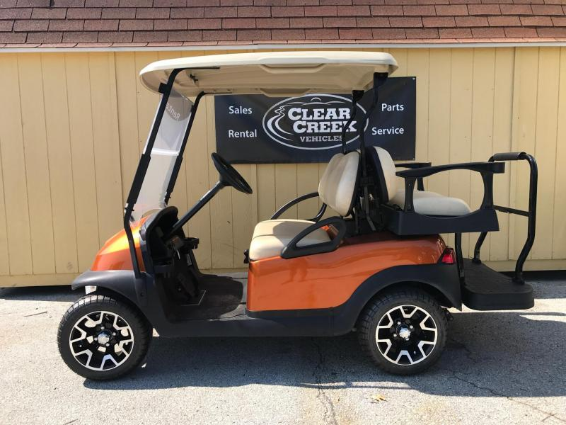 2013 Club Car Precedent Gas Golf Cart