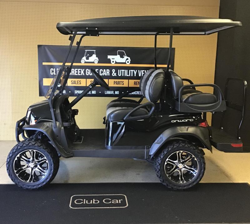 2019 Club Car Onward Gas Golf Cart