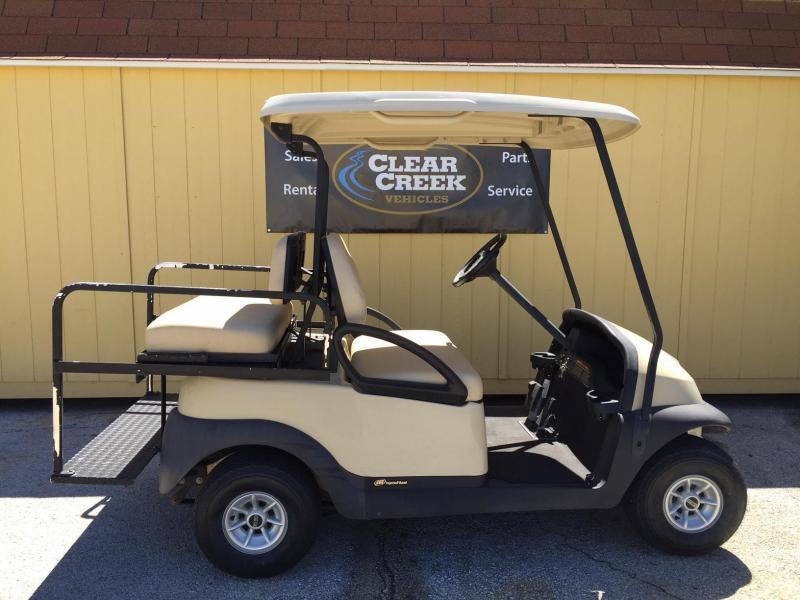 2008 Club Car Precedent Gas Golf Car