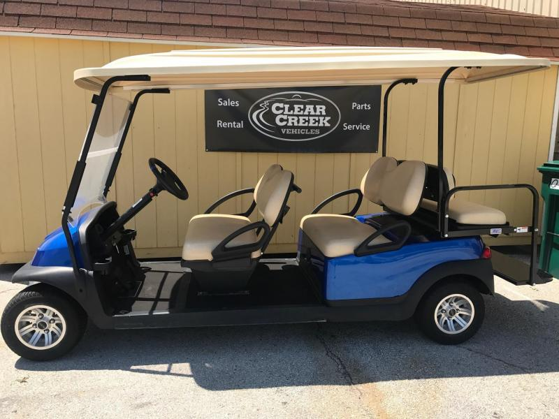 in stock clearcreek vehicles new and used club car golf carts and golf cars in springfield mo. Black Bedroom Furniture Sets. Home Design Ideas