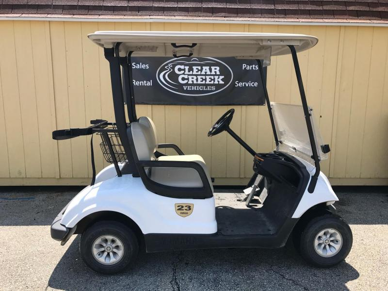 2013 Yamaha Drive Gas Golf Cart Clearcreek Vehicles New And