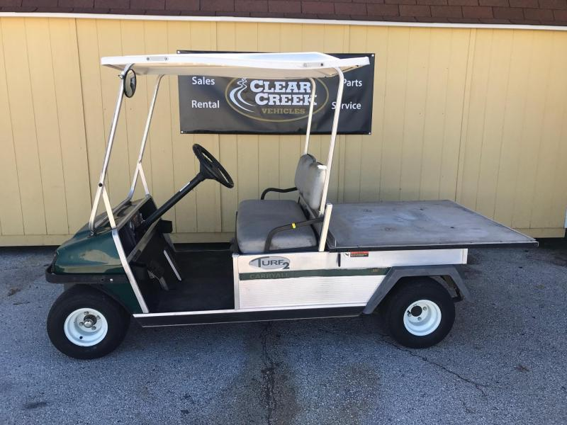 2003 Club Car Carryall Turf 2 Golf Cart