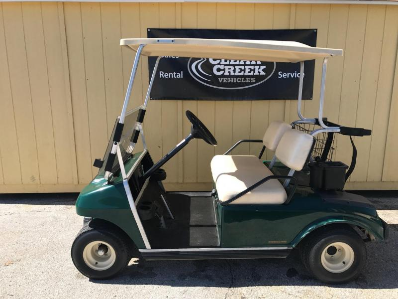 1997 Club Car DS Golf Cart Electric