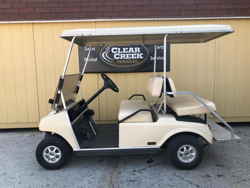 1996 Club Car DS Golf Cart Gas