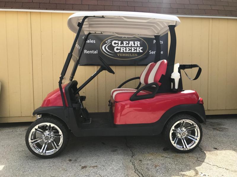 2013 Club Car Precedent I2 Gas Golf Cart