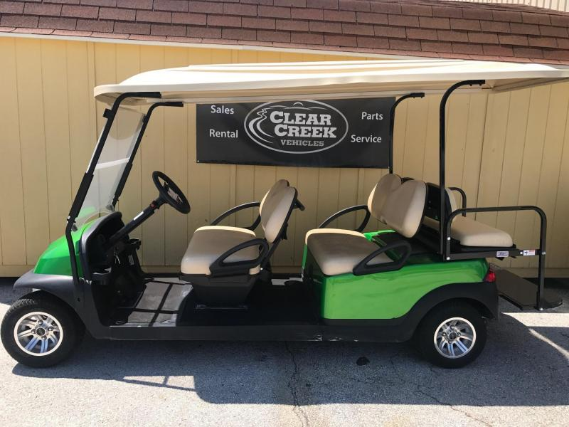 Club Car Precedent Passenger Golf Cart Clearcreek