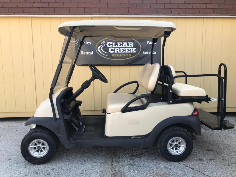 2007 Club Car Precedent Gas Golf Cart