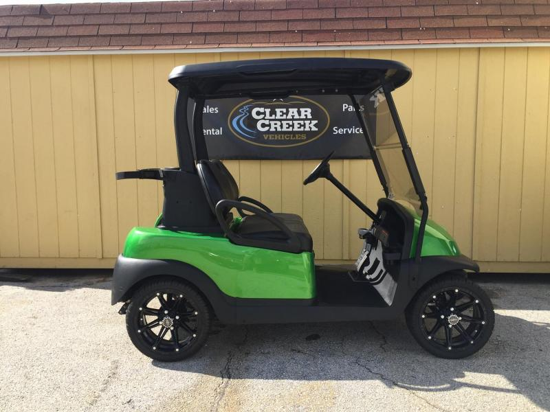 2013 Club Car Precedent I2 Golf Cart Electric