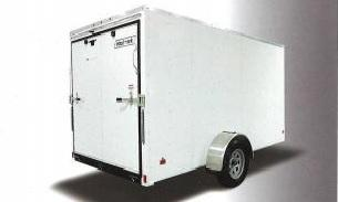 2018 Haulmark HMVG46S Enclosed Cargo Trailer