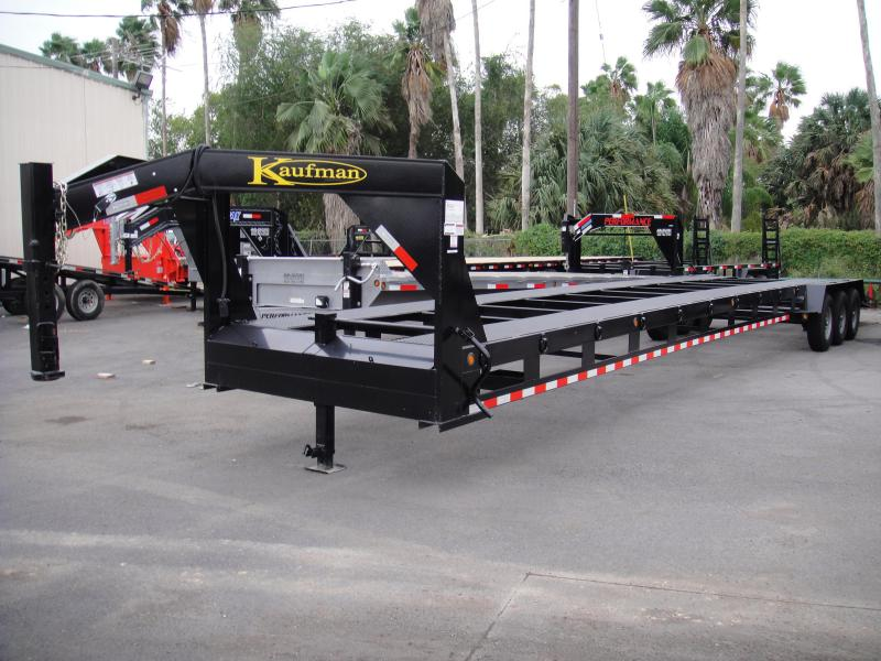 2017 Kaufman Trailers 102 X 43 Car Racing Trailer Cargo