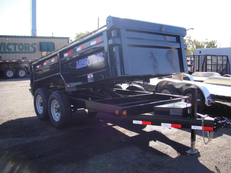 2017 Load Trail 72X12 TANDEM AXLE Dump Trailer