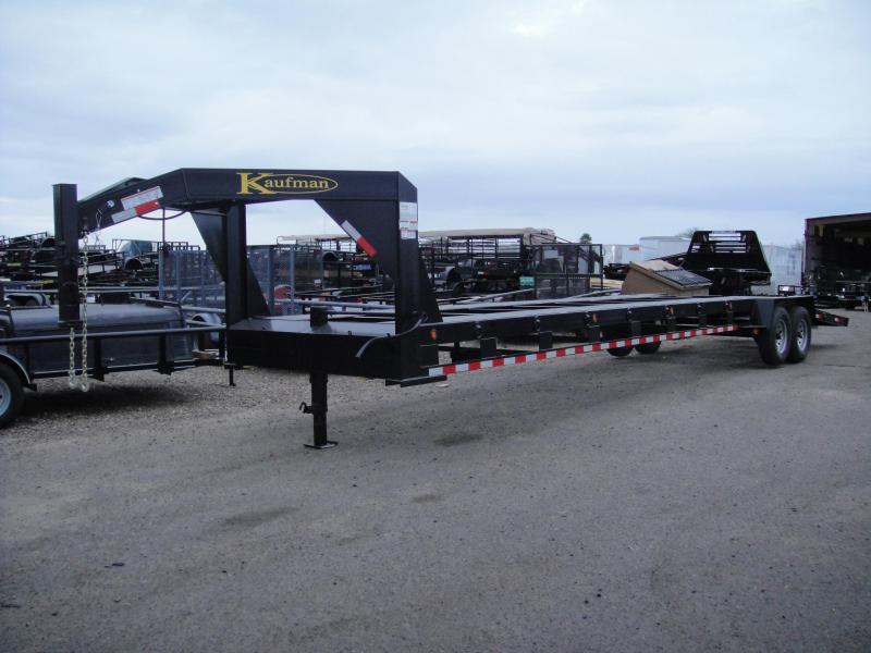 2017 Kaufman Trailers Cl 102 X 36 Car Racing Trailer Cargo