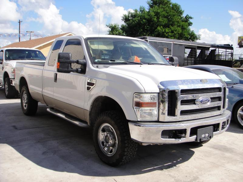 2008 Ford F-250 Truck