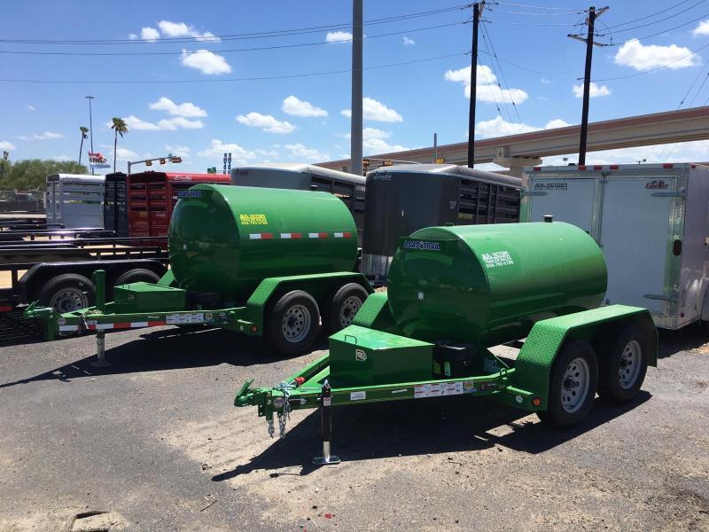 2017 Load Trail FT10 - 990 Gallon Fuel Trailer