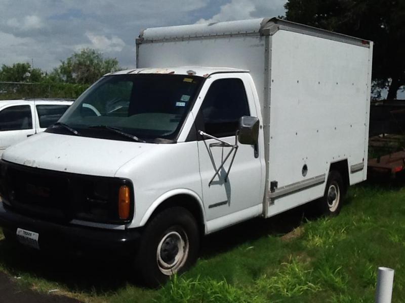 1998 GMC Savana Truck