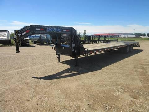 2017 Load Trail GOOSENECK 102 X 35 Flatbed Trailer
