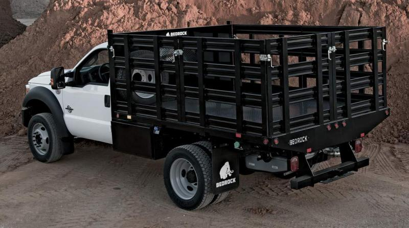 2017 BEDROCK LIMESTONE SERIES 9X4 Truck Bed