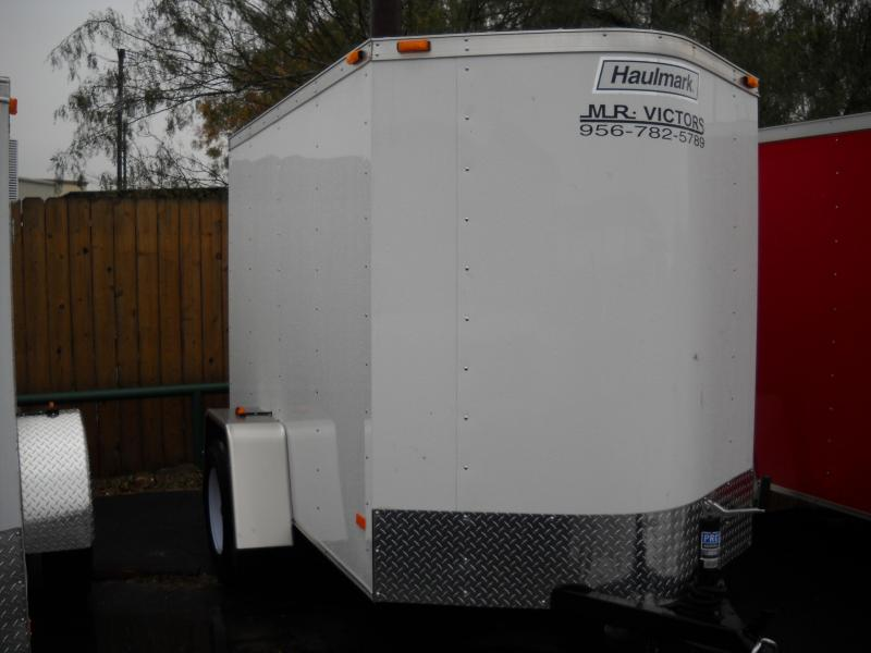 2017 Haulmark Trailers 5X8 Cargo / Enclosed Trailer