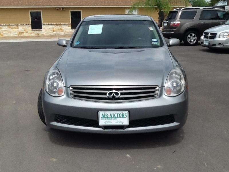 2005 Other INFINITI G35 Car