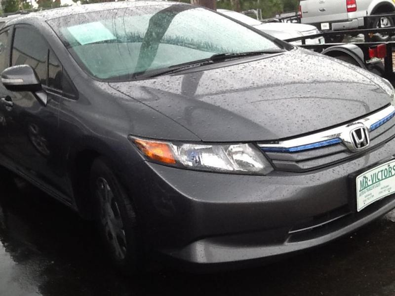 2012 Honda civic Car