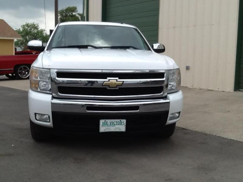 2010 Chevrolet silverado Truck