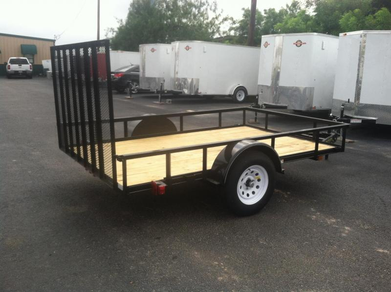 2017 Carry-On 6X10 Utility Trailer