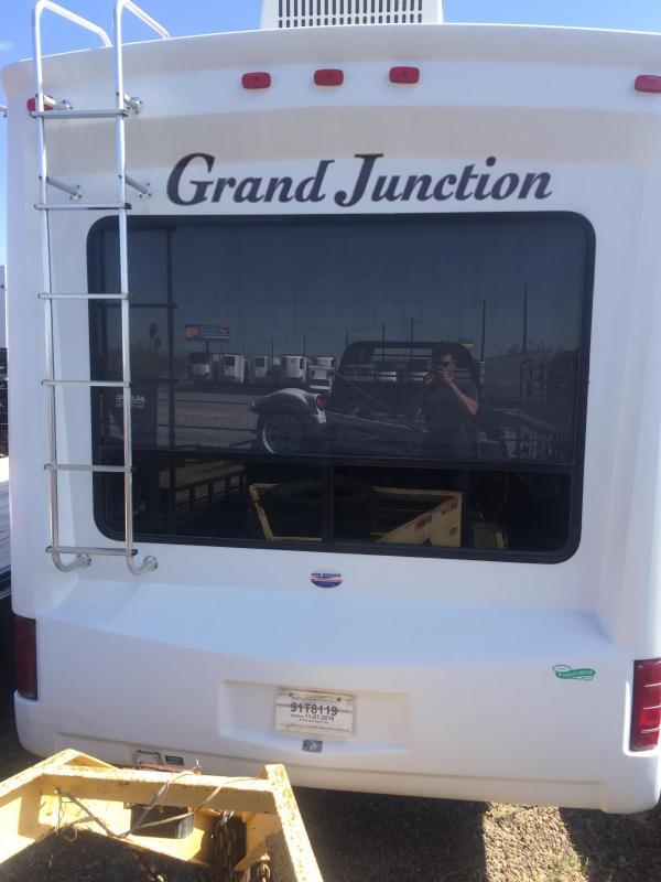2008 GRAND JUNCTION M-37QSL Travel Trailer