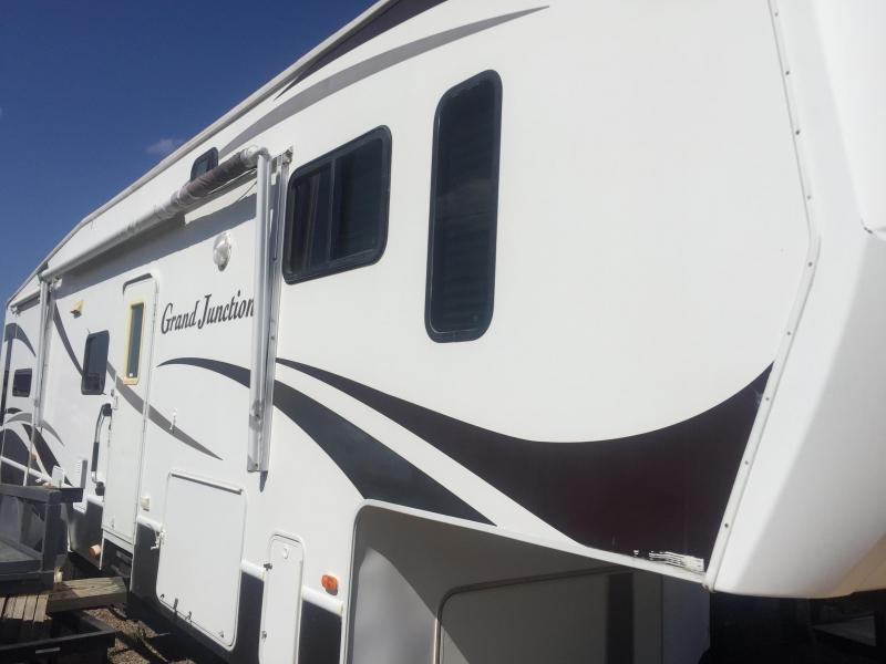 2008 GRAND JUNCTION M-37QSL Travel Trailer
