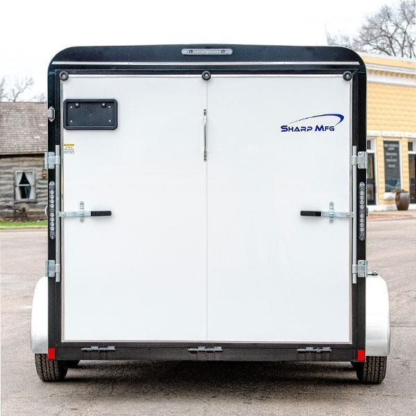 2016 Sharp SHARP 7X16 TA Cargo / Enclosed Trailer