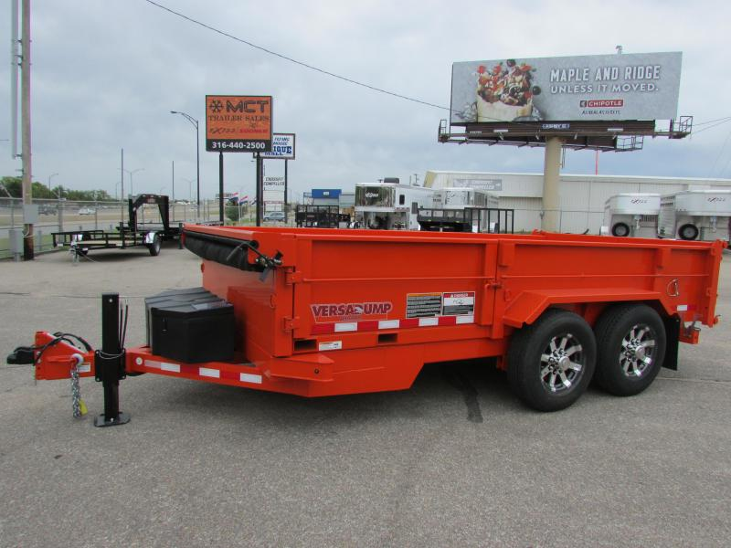 2017 Midsota HV-14DB Dump Trailer