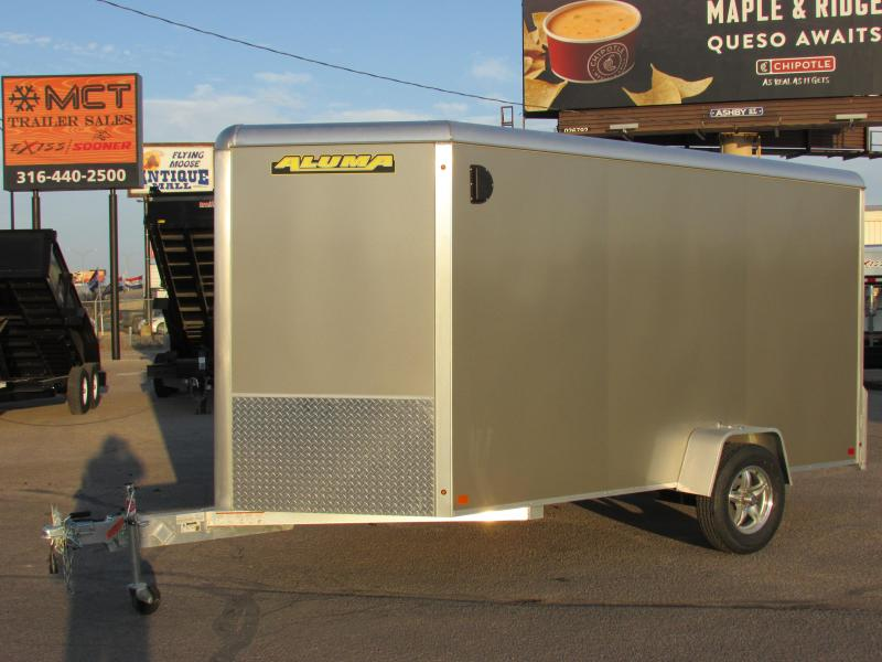2018 Aluma AE612R Enclosed Cargo Trailer