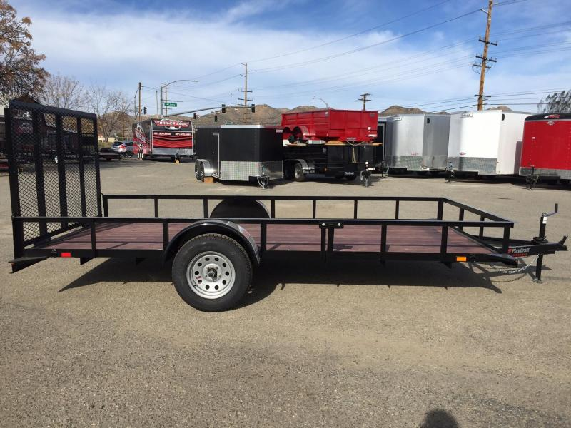 2018 Sun Country SUSA 77X14 Utility Trailer