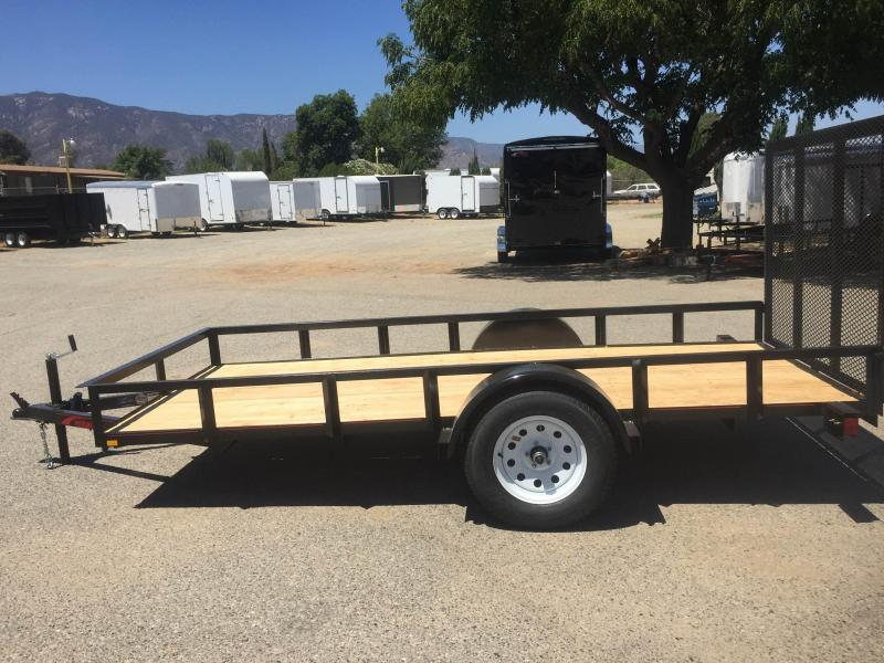 2016 Mirage Trailers 5x12 Utility Trailer