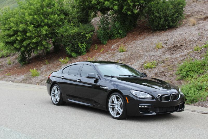 2015 BMW 640i Gran Coupe
